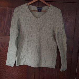 Charter Club Wool Sweater